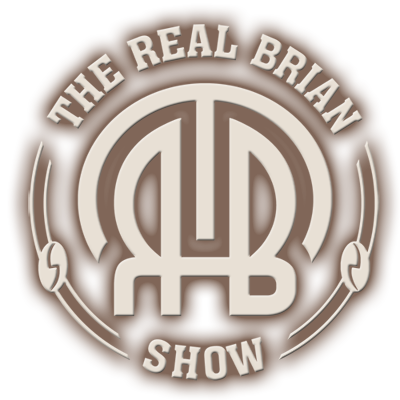 The Real Brian Show Logo
