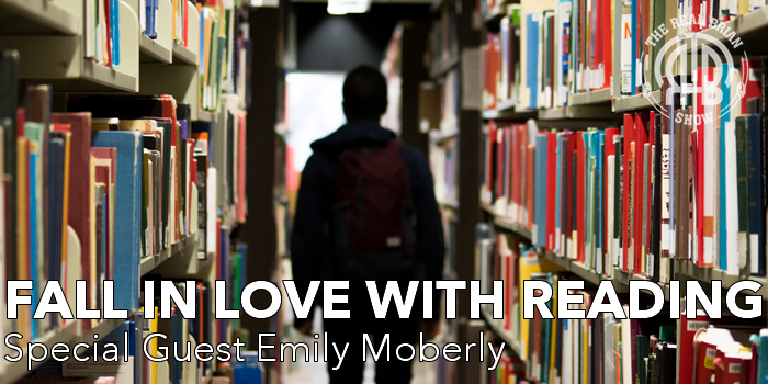 Fall in Love With Reading | Emily Moberly | Traveling Stories | IDW | Wynonna Earp | San Diego Comic Con