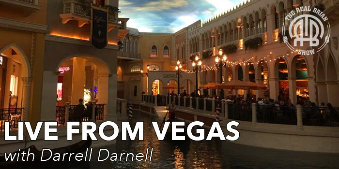 LIVE From Vegas | Venetian | Gelato | Hexagon | In N Out Burger | Giordano's Pizza