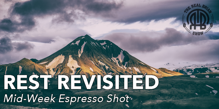 Rest Revisited | Mid-Week Espresso Shot